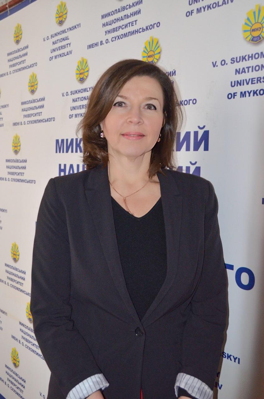Кузнецова Олена Анатоліївна
