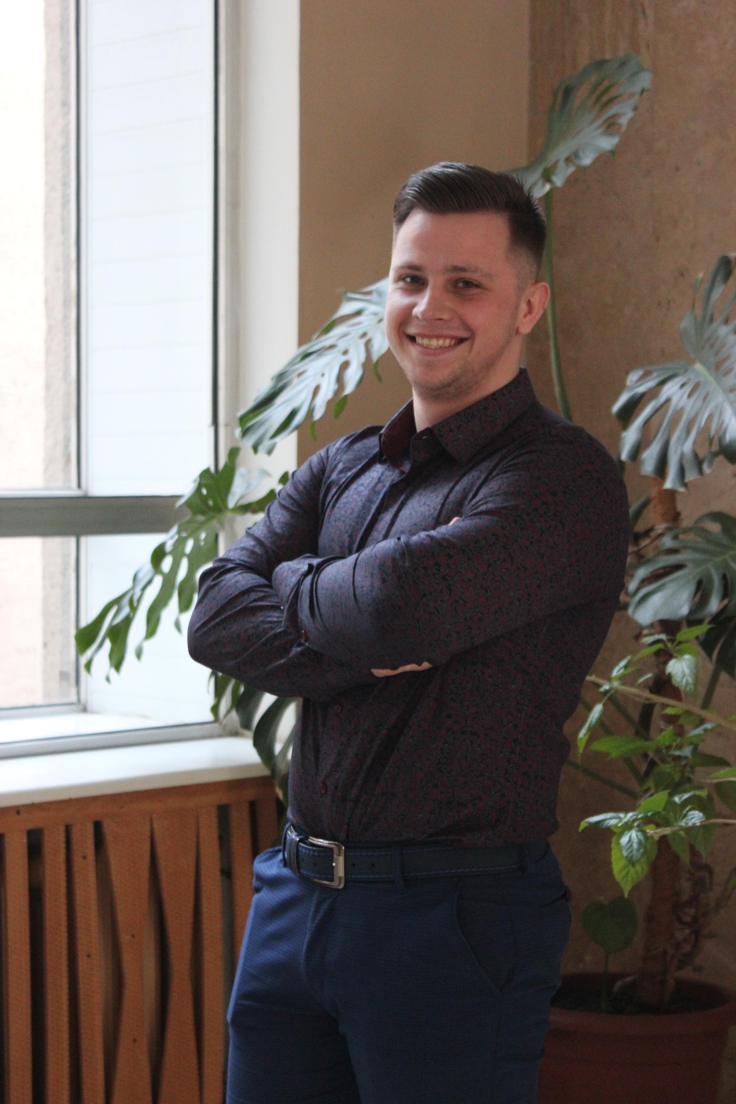 Токар Давид Миколайович
