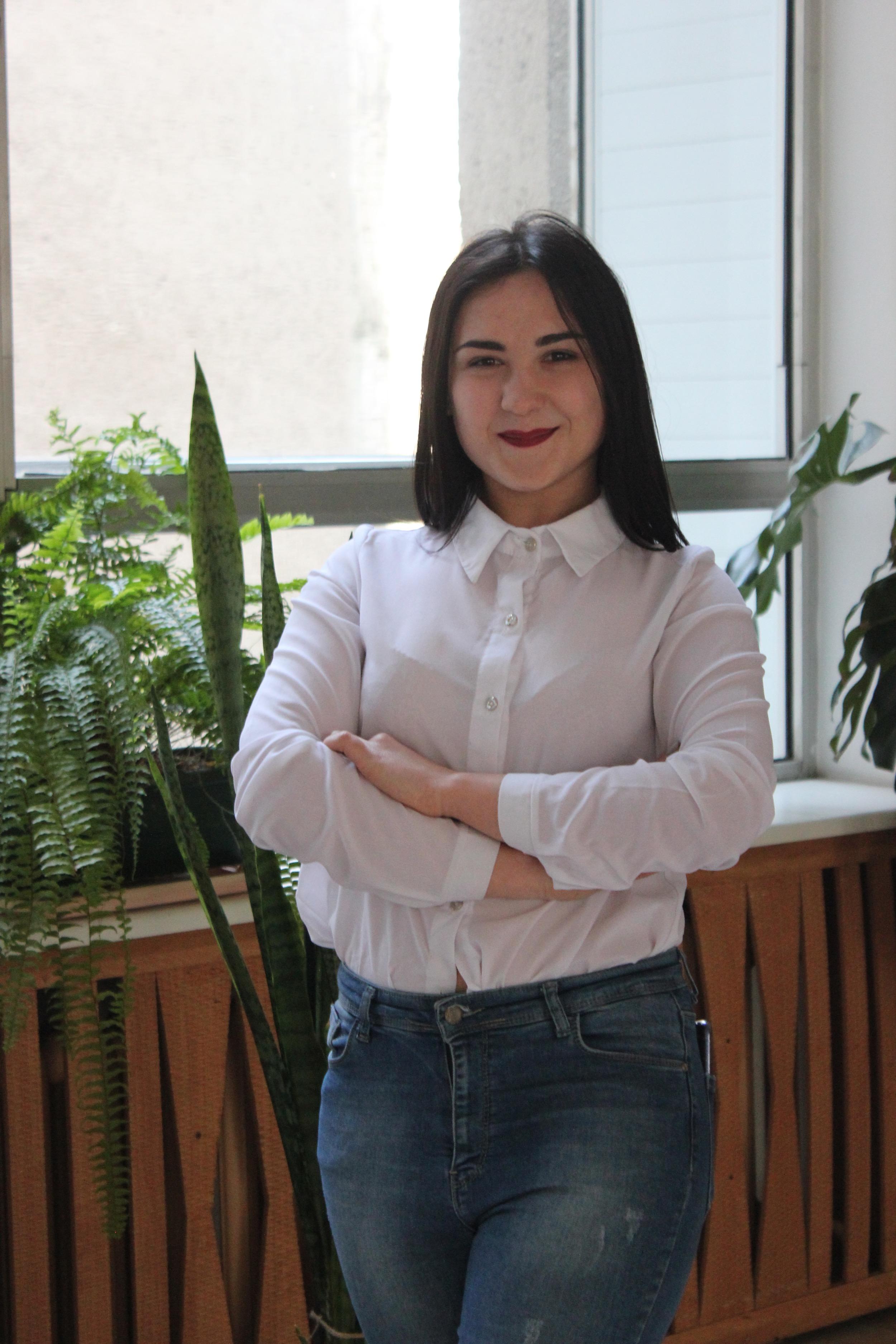 Сантар Руслана Вячеславівна